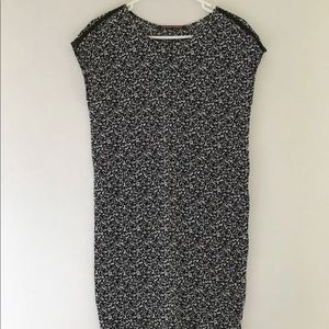 COMPTOIR DES COTONNIERS Rydena Dress Sz 1 (Small)
